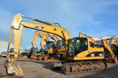 Caterpillar 318CL SOLD