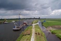 Barge Hopper Dredger TSHD Altena
