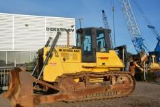 New Holland D255 Bulldozer