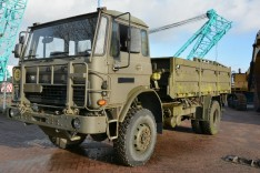 DAF 1800 4X4 ex army (2 pieces in stock)