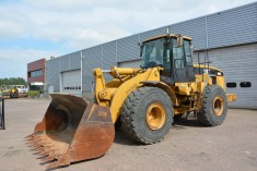 Caterpillar 966G II FULL STEER