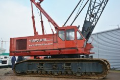 Hitachi KH300-1; 80 tons crane
