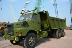 Volvo N10 6x4 Tipper Ex-army