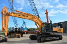 Hyundai Robex 450LC-7