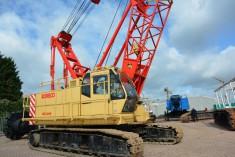 Kobelco CKE600 60 tons crane