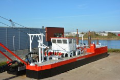 Bagema Dredger Suction 300