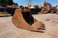 Excavator bucket 5cbm