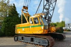 Hitachi CX550 Crawler Crane