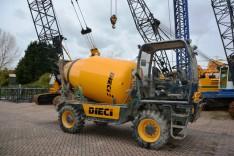Dieci F7000 Concrete Mixer-SOLD