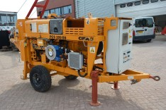 Cifa PCS209 E6 Concrete pump