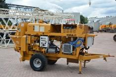 Cifa PCS 209 D6 Concrete pump