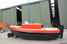 Pushboat 6 meter