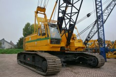 Hitachi SCX700 70 tons crane