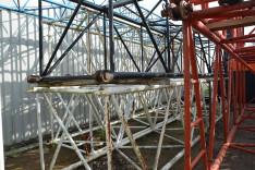 Hitachi Sumitomo SCX700 boom sections 9 meter