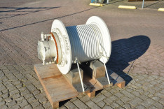 Zollern ZHP 4.27  22 tons winch