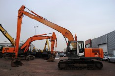 Hitachi ZX210LC-3 15m Long reach