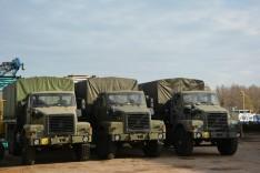 Volvo N10 ex Army