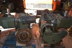 3 pcs Deutz F6L913 engine