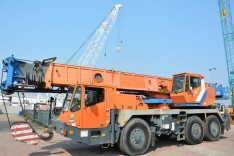 Grove AT750BE, 50 tons crane