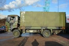 DAF 1800 4X4 EX-ARMY
