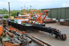 Damen Shipyard Cutter Dredger 400
