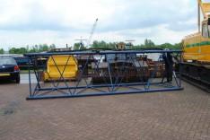 Giekdeel/Boomsection 6 meter