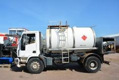 Iveco Fuel truck
