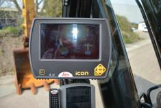 Leica GPS system excavator SOLD