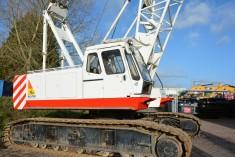 Hitachi Sumitomo SCX700 70 tons crane