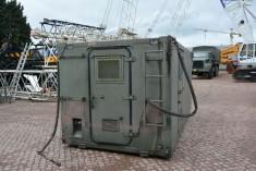 Shelter box, ex Belgium army